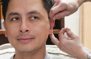 Ear acupuncture is relaxing and powerful!